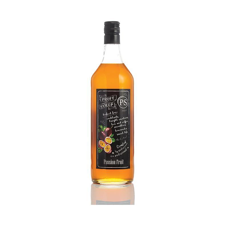 Сироп Proff syrup Passion Fruit, Россия