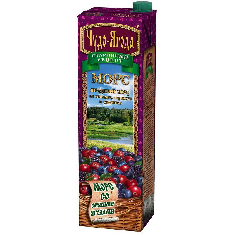 Морс Чудо Ягода ягодный сбор