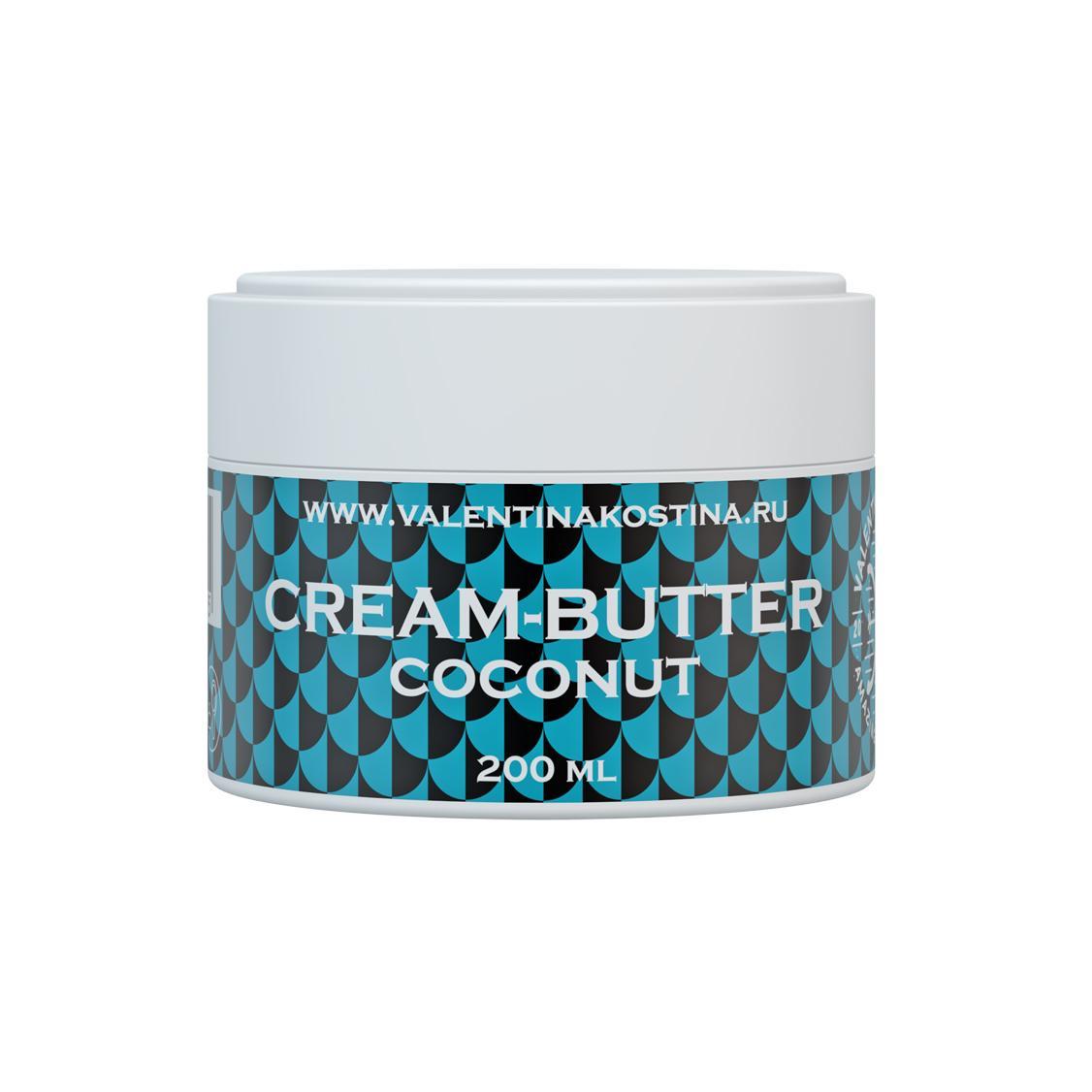 Крем-баттер Valentina Kostina Cream-butter Coconut Для тела