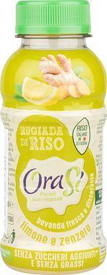 Напиток Orasi рисовый лимон и имбирь
