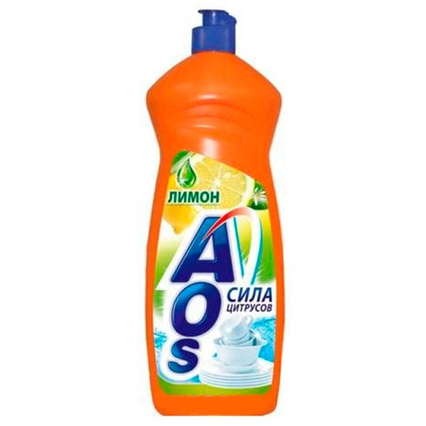 Бальзам для мытя посуды AOS Лимон