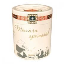 Чай Зеленаяя панда Тысяча ароматов черный коллекция фирменная
