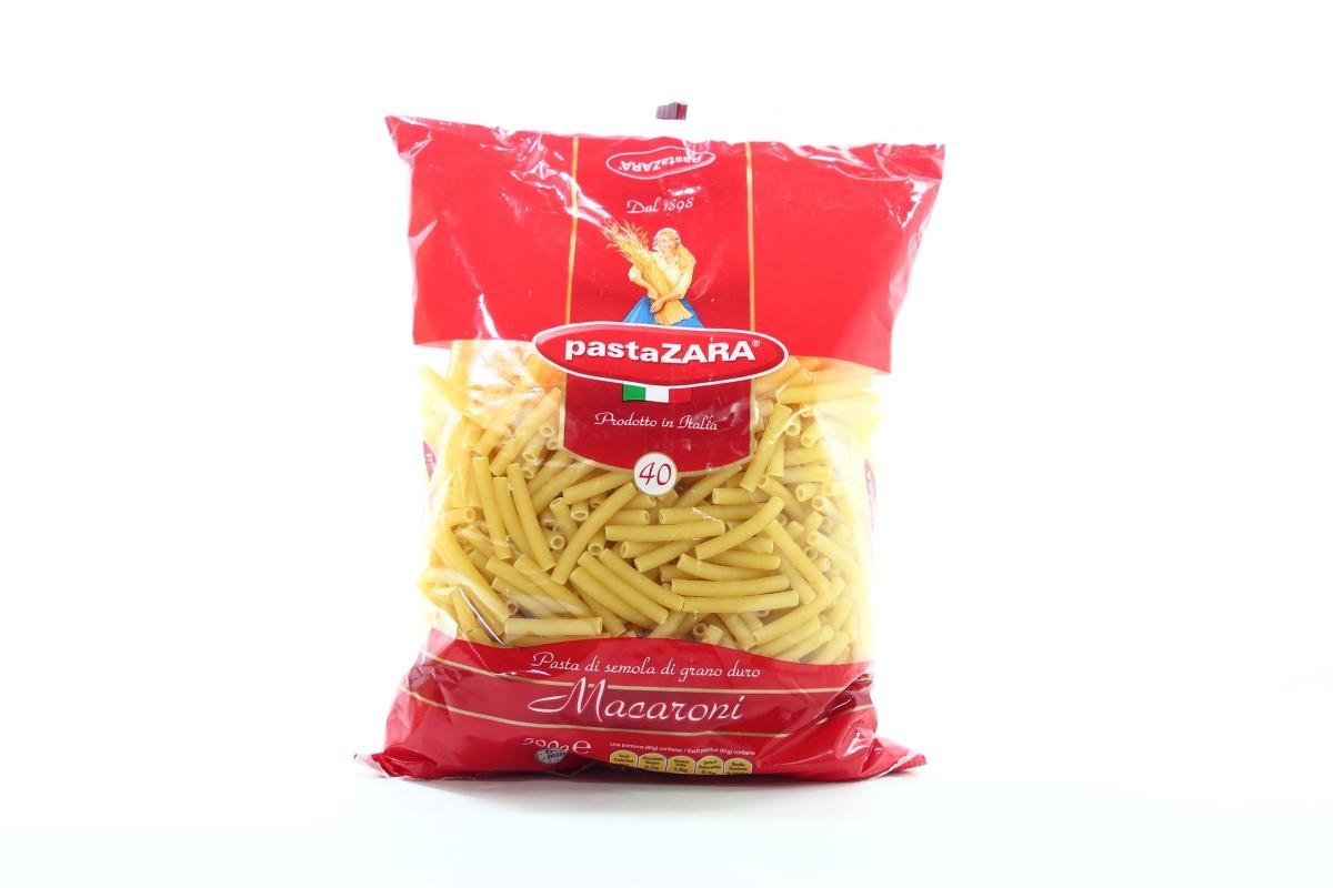 Макаронные изделия Pasta Zara Macaroni №40