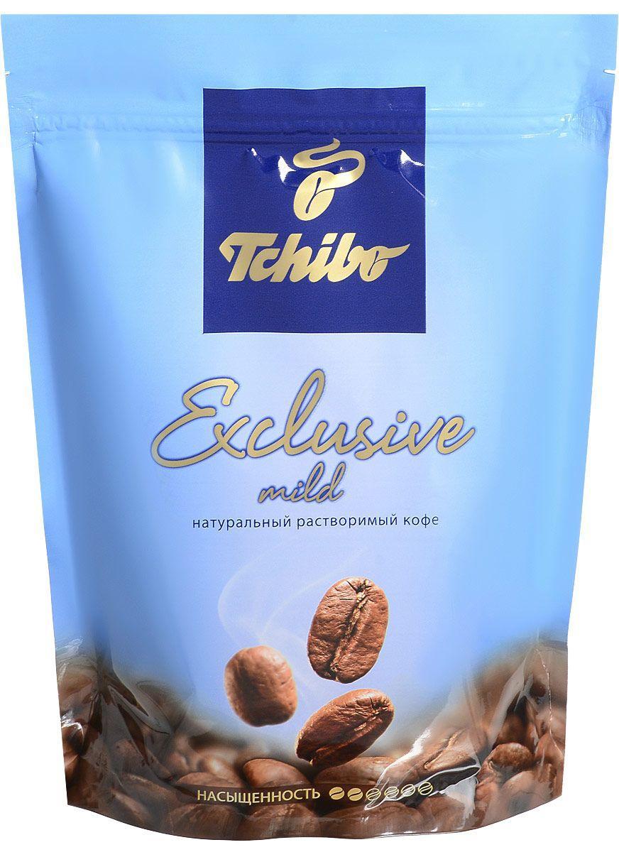 Кофе Tchibo Exclusive Mild растворимый