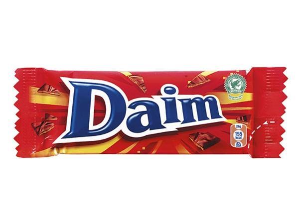 Батончик Daim