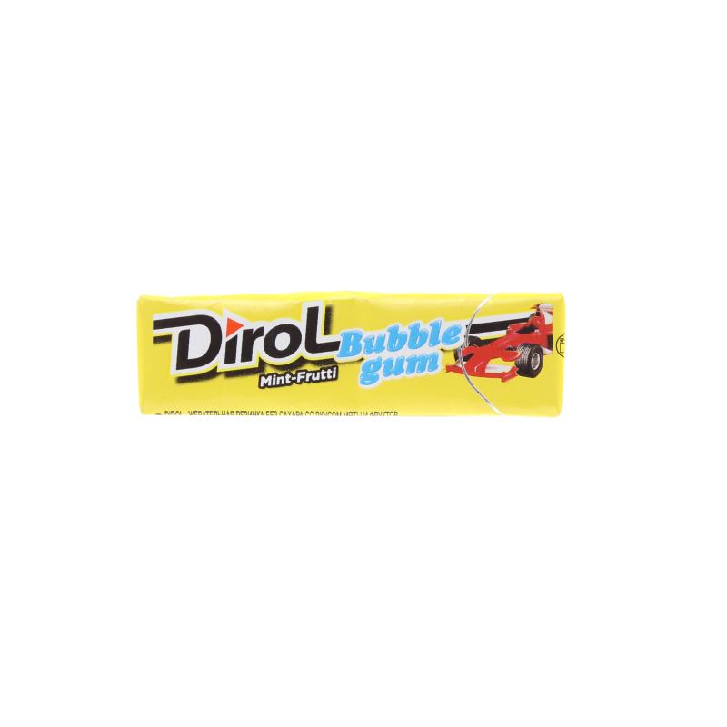 Жевательная резинка Dirol Bubble Gum