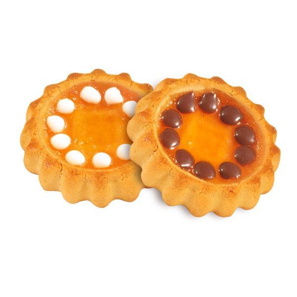 Печенье Дымка Задумка Апельсиново-шоколадное
