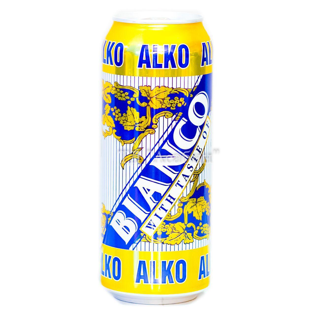 Напиток ALKO Blanco 6.9%