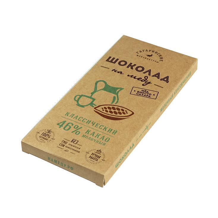 Шоколад Шоколад На Меду Молочный 46% какао