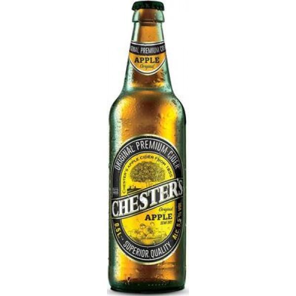 Сидр Chester's газированный полусухой 5,5%