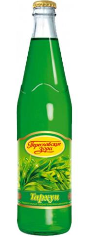 Газированный напиток Переславские зори Тархун