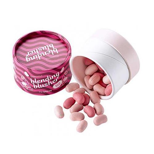 Румяна-шарики The Saem Saemmul Blending Blusher
