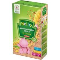 Каша Heinz безмолочная многозерновая из 5 злаков с 6 месяцев