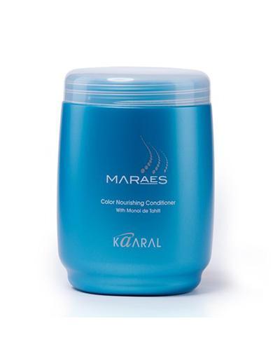 Маска питательная для волос, Kaaral Maraes Color Nourishing Mask, 1 л., пластиковая банка