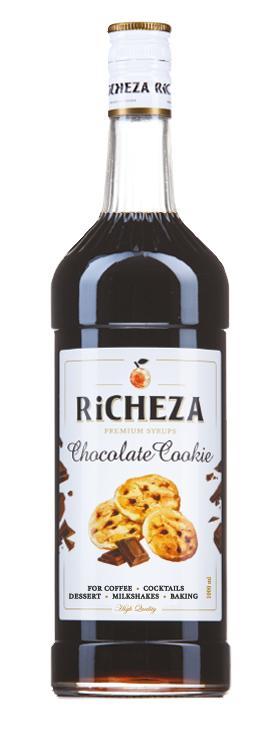 Сироп Шоколадное печенье RICHEZA 1 л.