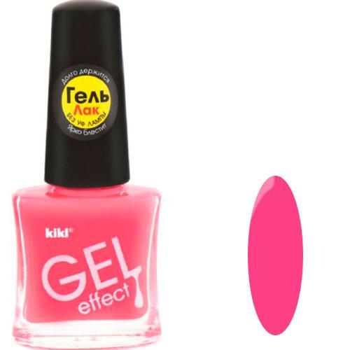 Лак для ногтей Kiki Гель эффект