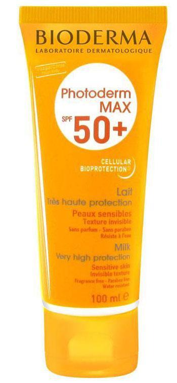 Молочко для тела Bioderma MAX Photoderm SPF 50+