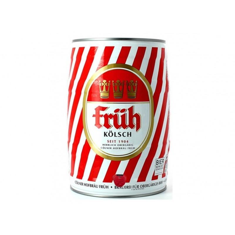 Пиво Fruh Kolsh 4,8%