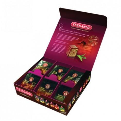 Чай Teekane Assorted Box набор 6 вкусов ассорти 24 пак