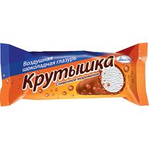 Мороженое Талосто Крутышка в шоколадной глазури Сливочное