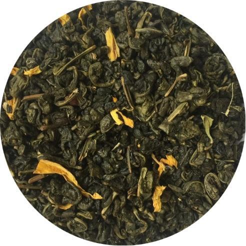 Чай London Tea Club зеленый с сафлором 70 гр