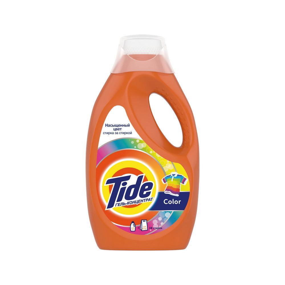 Гель для стирки Tide Color, автомат