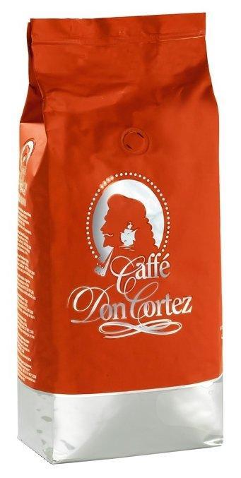 Кофе Carraro Don Cortez Red в зернах