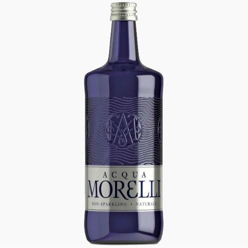 Вода минеральная питьевая Acqua Morelli газированная