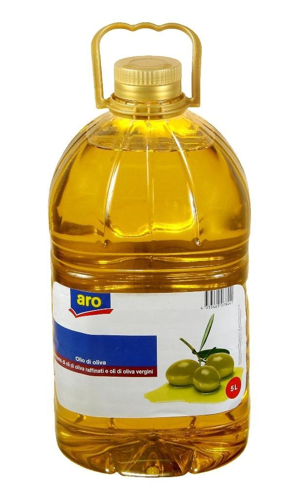 Оливковое масло Aro 100%