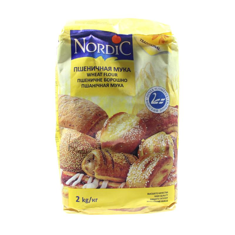 Мука Nordic пшеничная