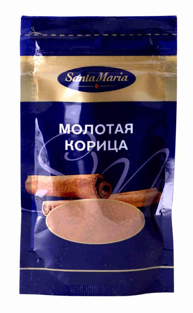 Приправа Santa Maria корица молотая
