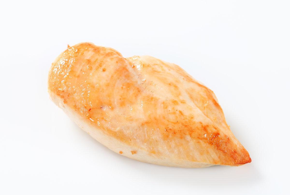 Грудка куриная филе жареная, Россия