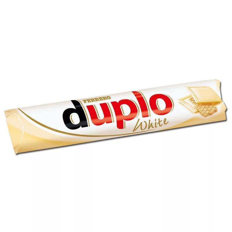 Батончик Ferrero Duplo White
