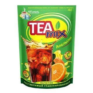 Напиток Tea Mix Земляника растворимый