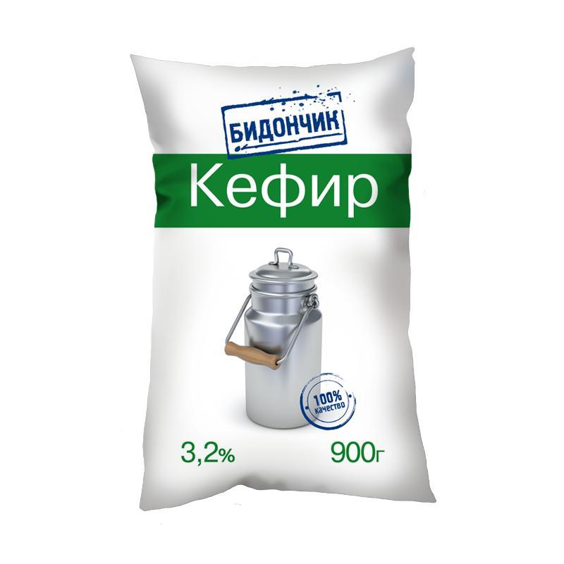 Кефир Бидончик 3,2%
