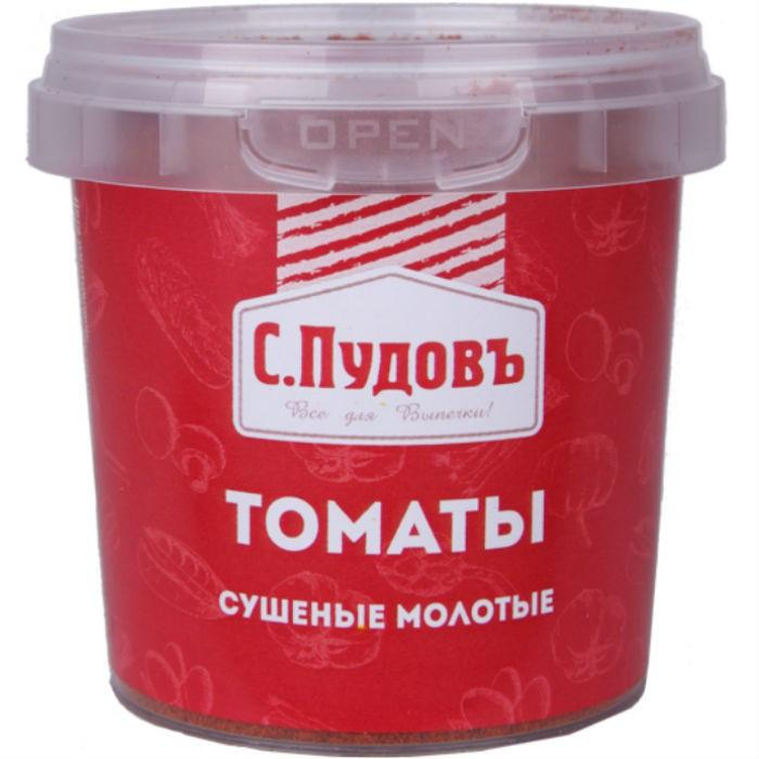 Томаты С.Пудовъ Сушеные молотые