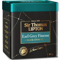 Чай Lipton Sir Thomas Earl Grey Finesse черный листовой