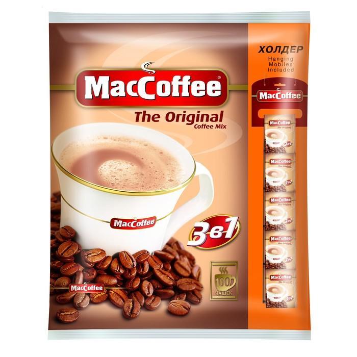 Кофе MacCoffee 3в1 Original