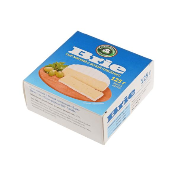 Сыр Бри с белой плесенью 50%