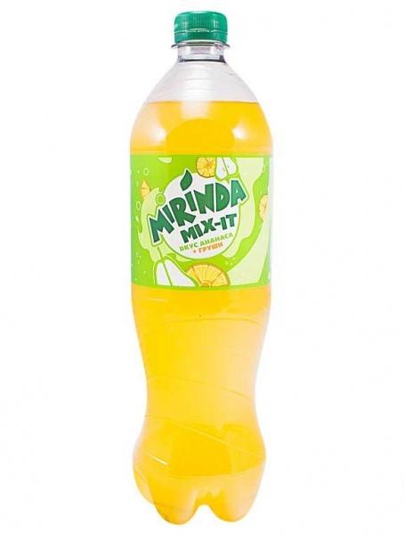 Газированный напиток Mirinda Mix-Itвкус ананаса и груши