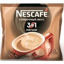 Кофе Nescafe Мягкий 3в1 растворимый
