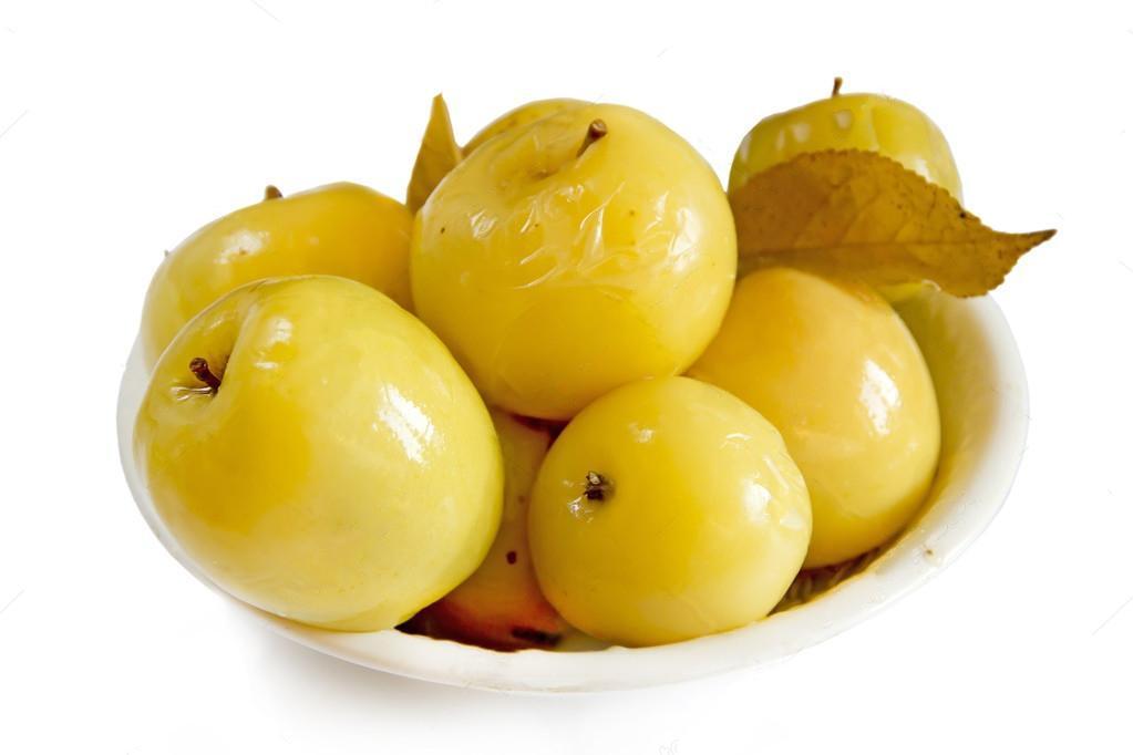 Яблоки моченые Планета Ферм