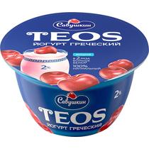 Йогурт Teos греческий