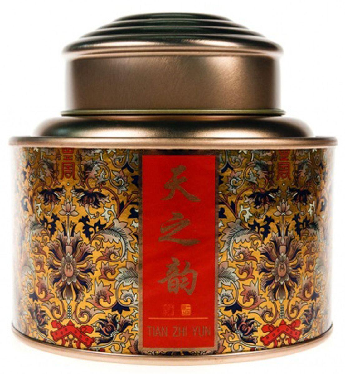 Чай улун Тянь Юнь Да Хун Пао листовой