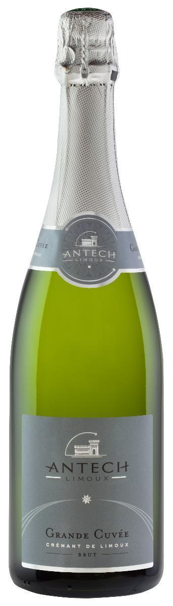 Игристое и шампанское Креман де Лиму Антеш Гранд Кюве, Франция