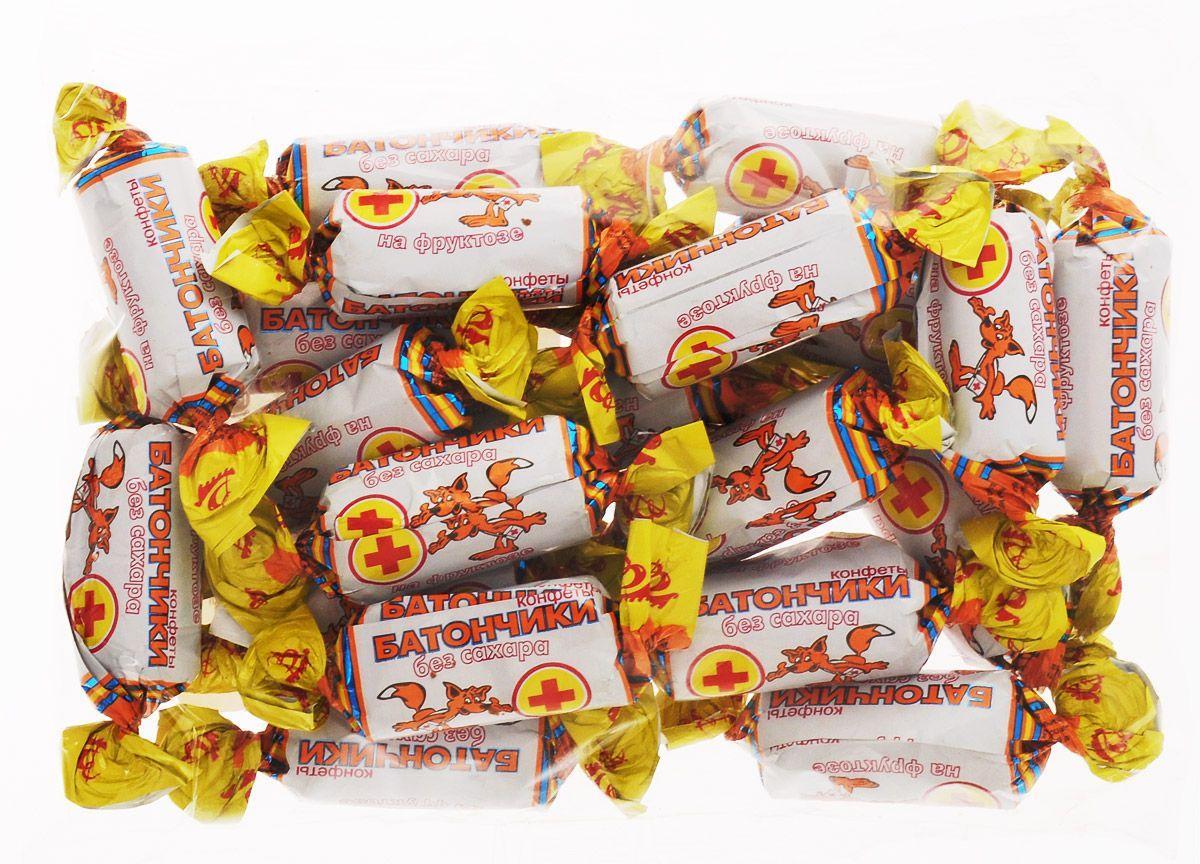 Конфеты ВКФ Батончики без сахара на фруктозе