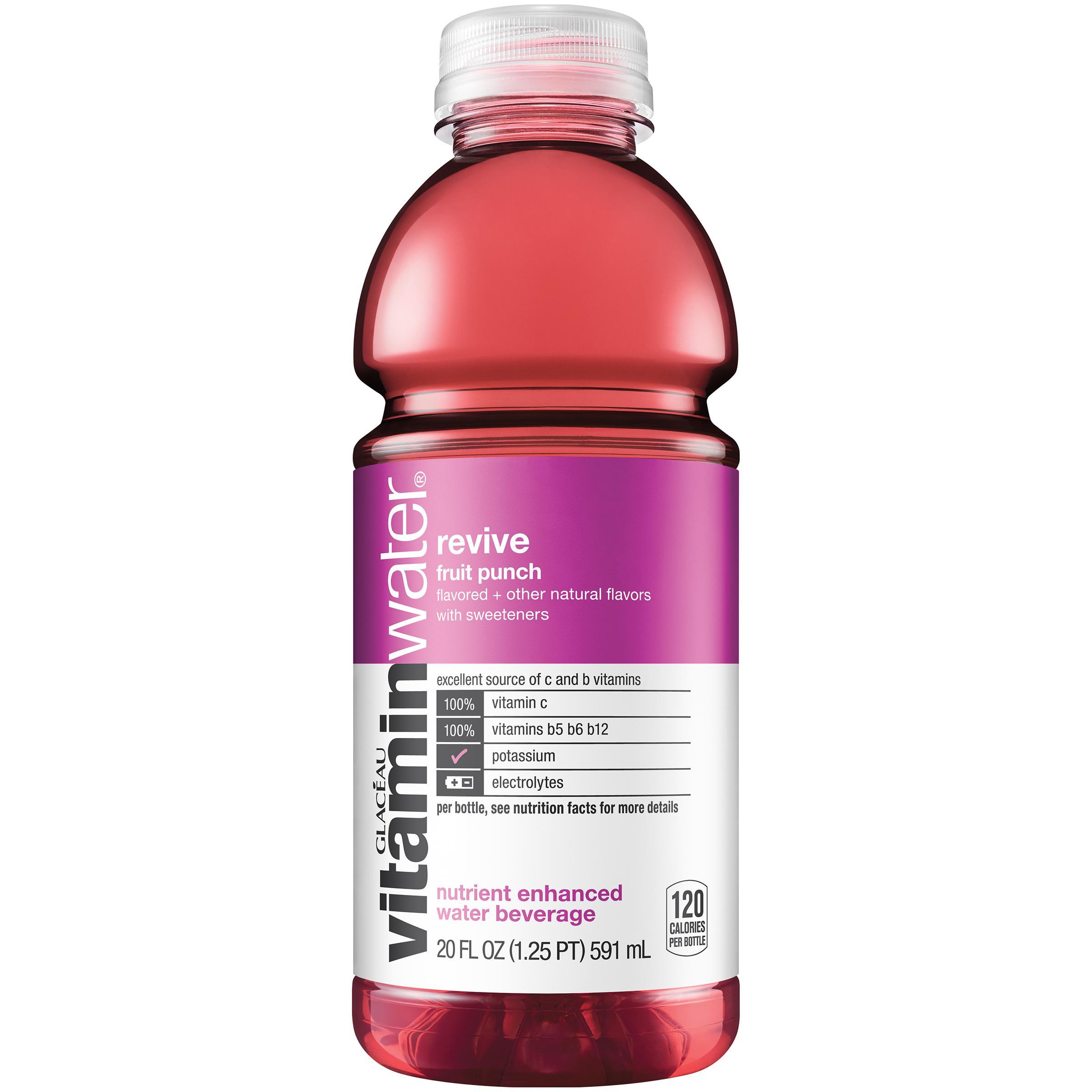 Напиток Vitaminwater Zero Revive Fruit Punch
