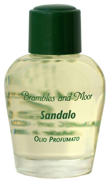 Масло парфюмерное Frais Monde Сандал