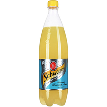 Лимонад Schweppes лимон