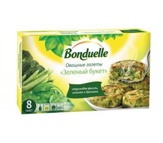 Галеты BONDUELLE овощные Зеленый Букет 300гр